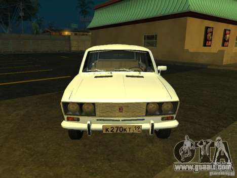VAZ 2106 Touring for GTA San Andreas left view