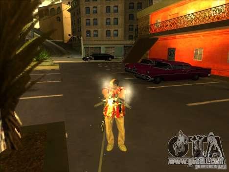 Ricardo Diaz for GTA San Andreas third screenshot