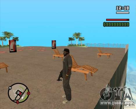 CJ-Mayor for GTA San Andreas fifth screenshot