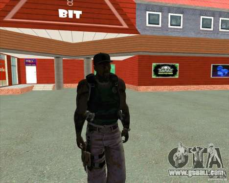 50 Cent for GTA San Andreas forth screenshot