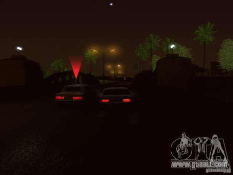 NFS GTA RACE V4.0 for GTA San Andreas