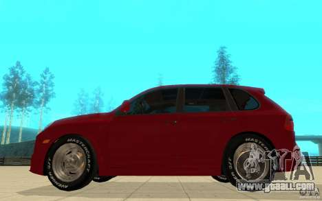 Wheel Mod Paket for GTA San Andreas second screenshot