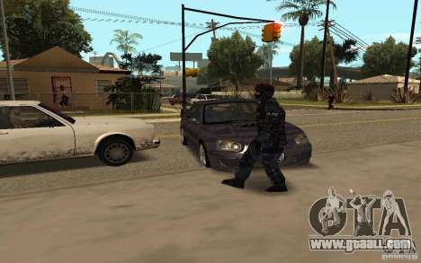 Alternative urban for GTA San Andreas seventh screenshot