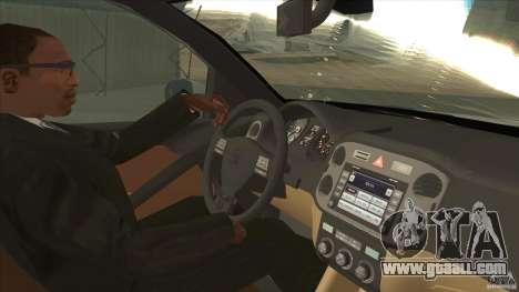 Volkswagen Tiguan 2012 v2.0 for GTA San Andreas inner view