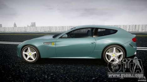 Ferrari FF 2012 for GTA 4 left view