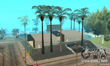 Basketball Court v6.0 for GTA San Andreas third screenshot