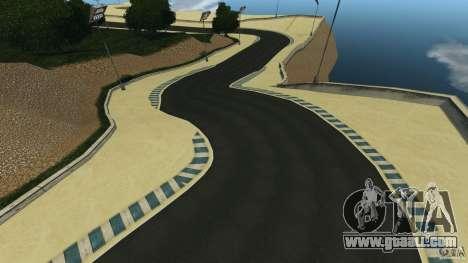 Laguna Seca [HD] Retexture for GTA 4 tenth screenshot