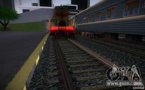 HD Rails v 2.0 Final for GTA San Andreas