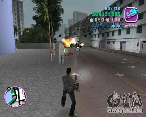 Grey shirt for GTA Vice City fifth screenshot