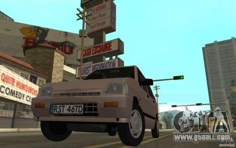 Daewoo Tico SX for GTA San Andreas