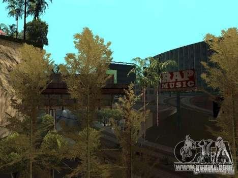 Rep quarter v1 for GTA San Andreas third screenshot