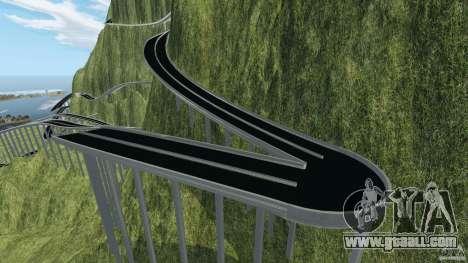 MG Downhill Map V1.0 [Beta] for GTA 4 fifth screenshot