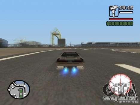 Speedometer DepositFiles for GTA San Andreas third screenshot