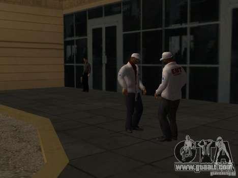 Oživlënie hospitals in Los Santos for GTA San Andreas seventh screenshot