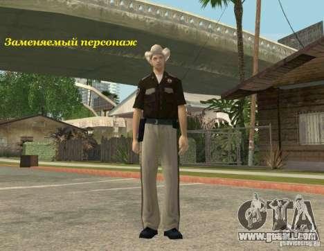 District for GTA San Andreas fifth screenshot
