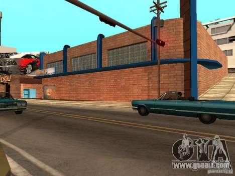 New transfender in Los Santos. for GTA San Andreas second screenshot