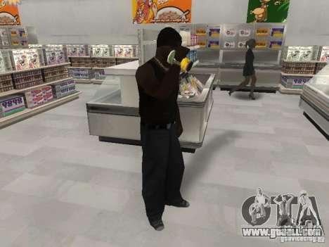 Reality GTA v2.0 for GTA San Andreas fifth screenshot