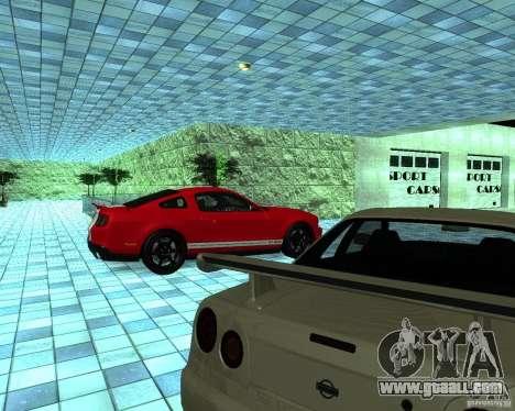 HD Motor Show for GTA San Andreas eighth screenshot