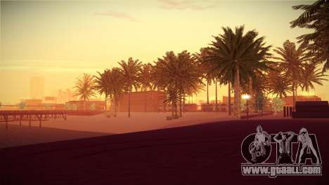 HD Trees for GTA San Andreas fifth screenshot