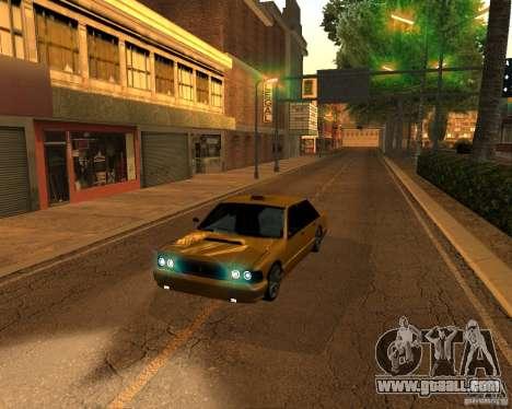 Azik Taxi for GTA San Andreas