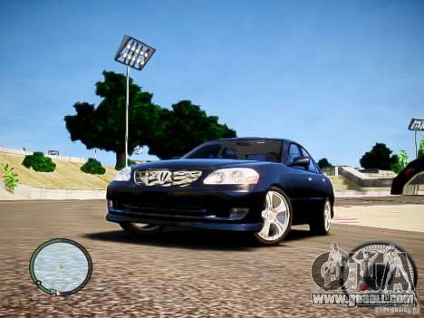 TOYOTA MARK II GRANDE HD for GTA 4