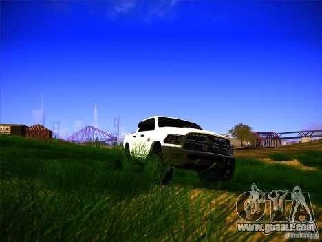Dodge Ram Heavy Duty 2500 for GTA San Andreas
