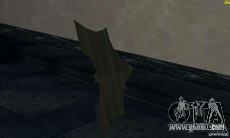 Betarang for GTA San Andreas second screenshot