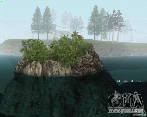 Project Oblivion 2010HQ for GTA San Andreas second screenshot