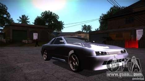 Elegy Drift for GTA San Andreas back view