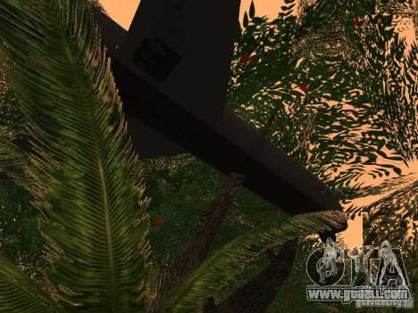 The mystery of the tropical islands for GTA San Andreas sixth screenshot
