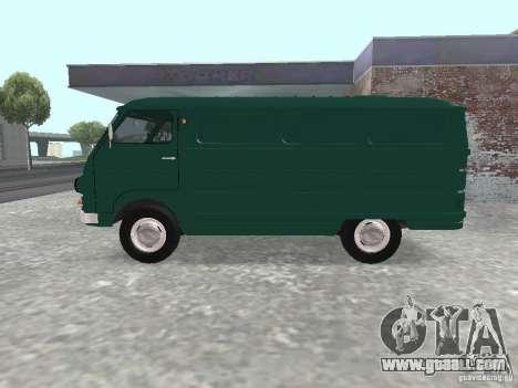YERAZ 762 for GTA San Andreas left view