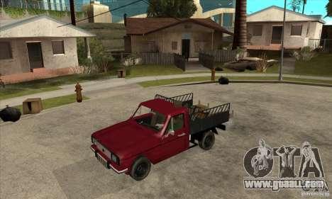 Anadol Pickup for GTA San Andreas