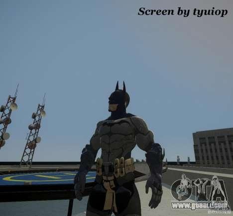 Batman: The Dark Knight for GTA 4