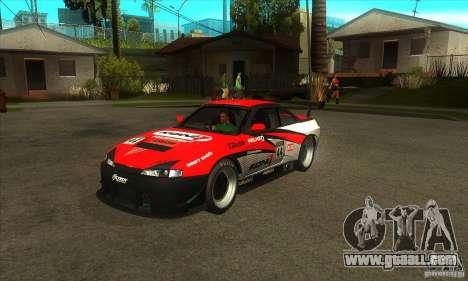 Nissan Silvia S14 GT for GTA San Andreas