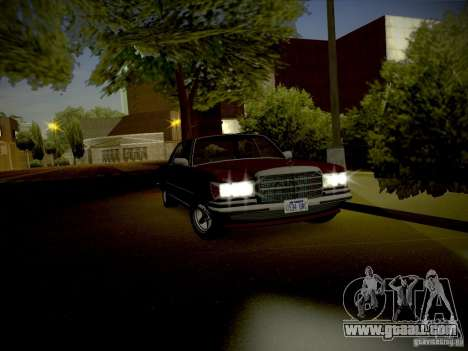 IG ENBSeries for low PC for GTA San Andreas forth screenshot