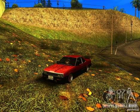 Nissan Skyline RS TURBO (R30) for GTA San Andreas
