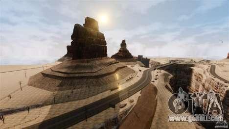 Ambush Canyon for GTA 4 twelth screenshot