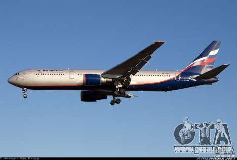 Loading screens Boeing 767 for GTA San Andreas forth screenshot