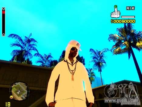 Skin bum v9 for GTA San Andreas