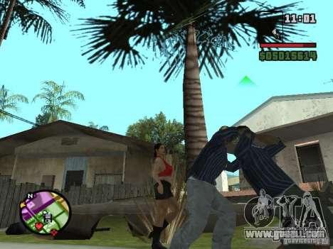 G: for GTA San Andreas forth screenshot