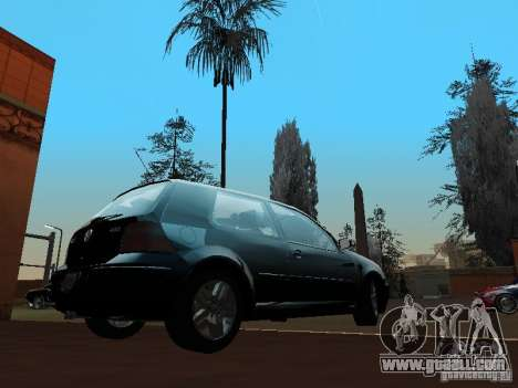 Volkswagen Golf 4 GTI for GTA San Andreas