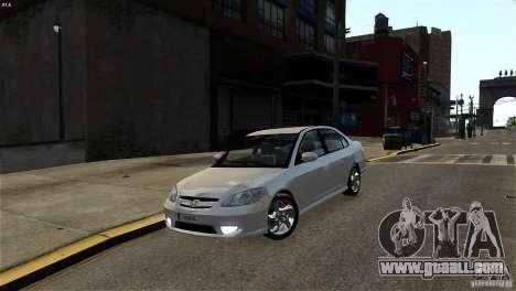 Honda Civic V-Tec for GTA 4
