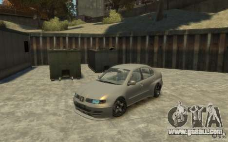 Seat Toledo 1.9TDi Sedan for GTA 4