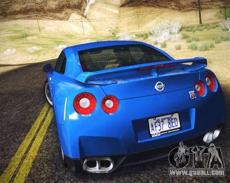 Realistic Graphics HD for GTA San Andreas fifth screenshot