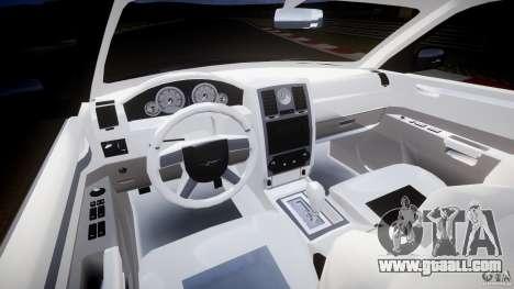 Chrysler 300C 2005 for GTA 4 back view