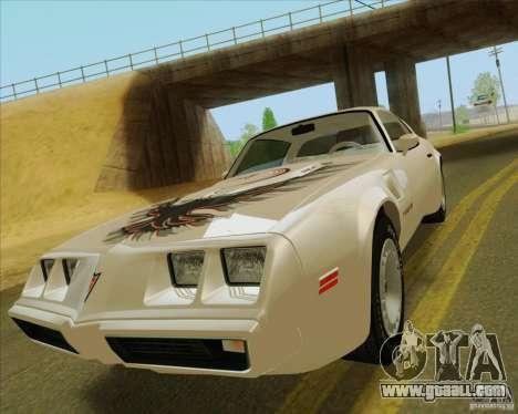 New Playable ENB Series for GTA San Andreas seventh screenshot