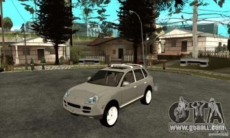 Porsche Cayenne Turbo for GTA San Andreas