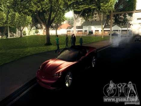 ENBSeries by muSHa for GTA San Andreas seventh screenshot