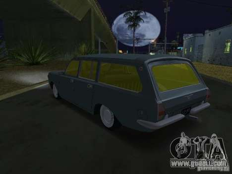 GAZ M24-02 for GTA San Andreas left view