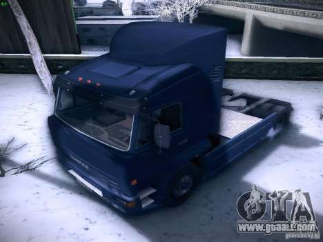 KAMAZ 5460 Sport for GTA San Andreas left view